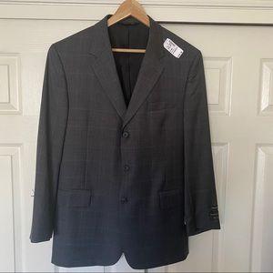 NEW Jos. A. Bank Blazer Wool Mitchell Jacket 43 R